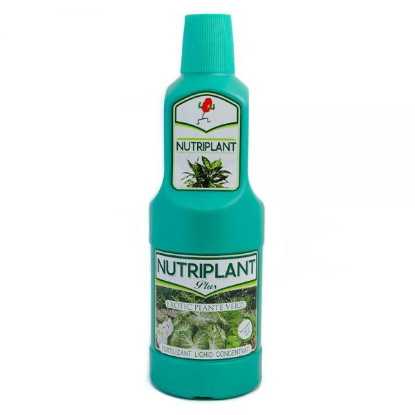 Nutriplant Exotic plante verzi 600 ml